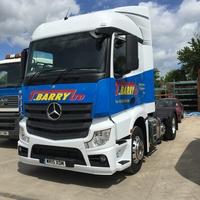 Thumbnail of Mercedes Actros Euro 6 trucks
